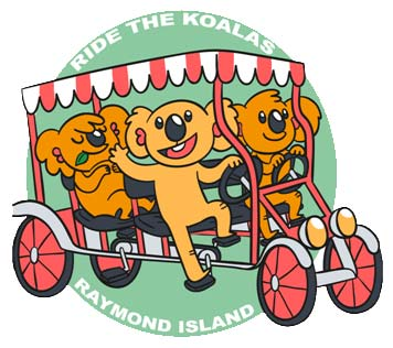 Ride the Koalas