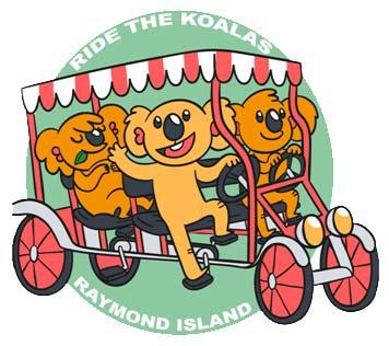 Ride the Koalas